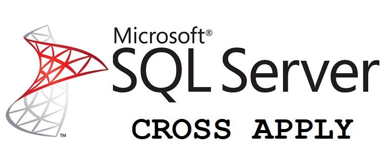 Оператор CROSS APPLY в T-SQL