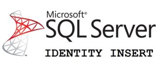 Свойство таблицы IDENTITY INSERT в Microsoft SQL Server
