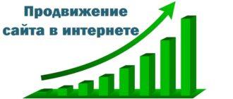 Продвижение сайта в интернете – 6 методов раскрутки сайта