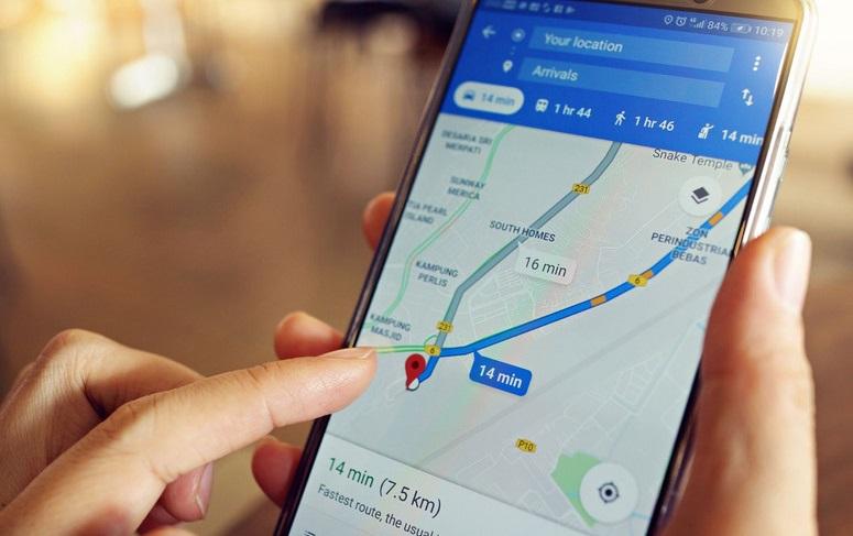 Как пользоваться картами Google в автономном режиме