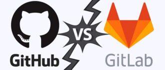 GitLab против GitHub – кто же лучший сервис для управления репозиториями