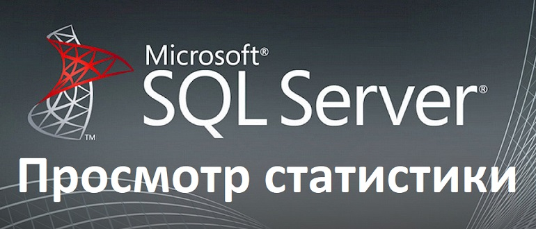 Как посмотреть статистику в Microsoft SQL Server. Инструкции и представления для работы со статистикой