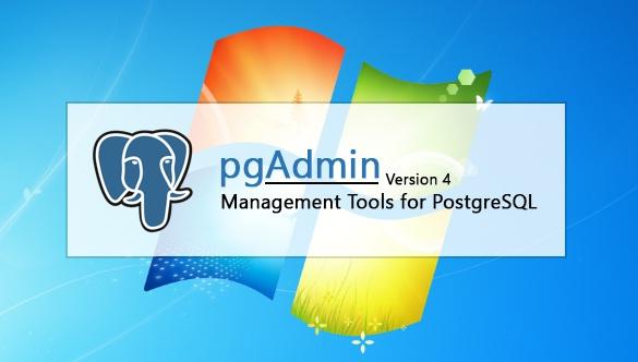 Установка pgAdmin 4 на Windows 7 | Info-Comp ru - IT-блог