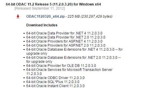 Настройка связанного сервера с Oracle в Microsoft SQL Server